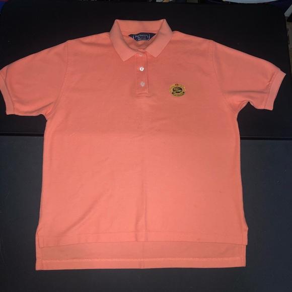 e8261ef7 Burberry Shirts | Polo With Vintage Logo Sz M | Poshmark